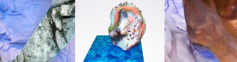 Artist Anna Flemming        Sculpture - Mixed Media