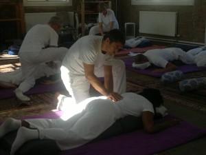 Shiatsu Shin Tai Training BSS Jani Golobic