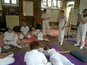 BSS Shiatsu Teacher Training