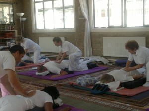 British School of Shiatsu Teacher Training