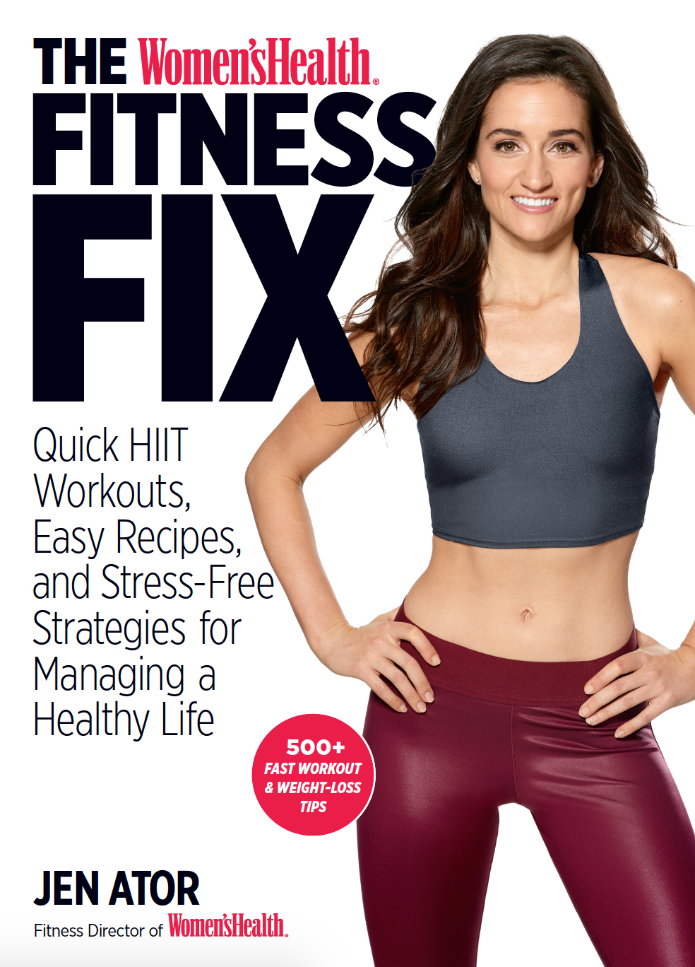 Book: The Fitness Fix
