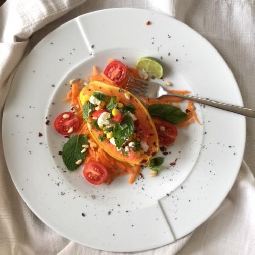 warm papaya salad.JPG