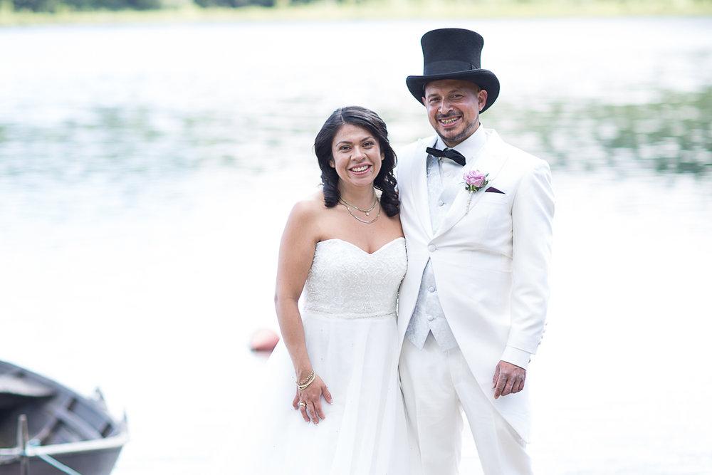 Bryllupsfotografering Sørkedalen, Oslo