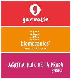 Garvalin / Biomecanics / Agatha Ruiz /   A Part of Sabatino Group - USA