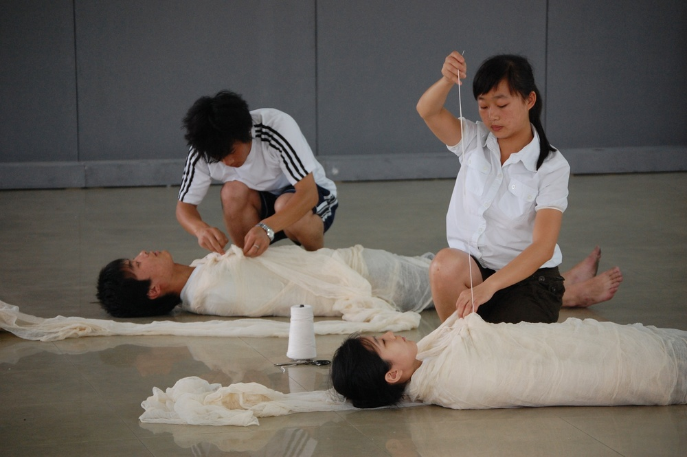 Cocoons - China Performance