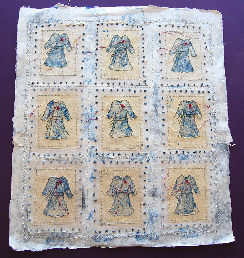 Comfort Women Quilt, 2014