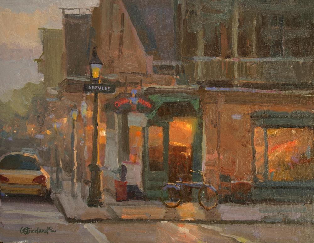 Corner Store Twilight