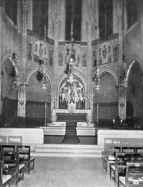 The High Altar in the 1930s