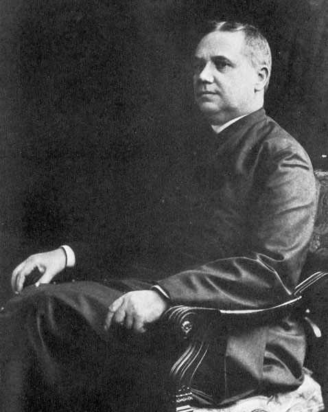 Reverend George Michael Christian, 2nd Rector of Saint Mary's(1898-1909)