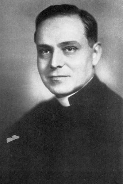 The Reverend Granville Mercer Williams, SSJE, 5th Rector of Saint Mary's (1930-1939)