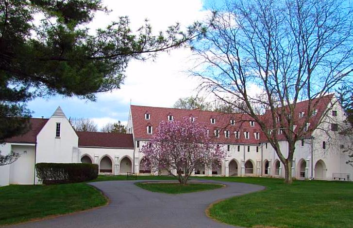 The Community of St. John Baptist Convent in Mendham, NJ