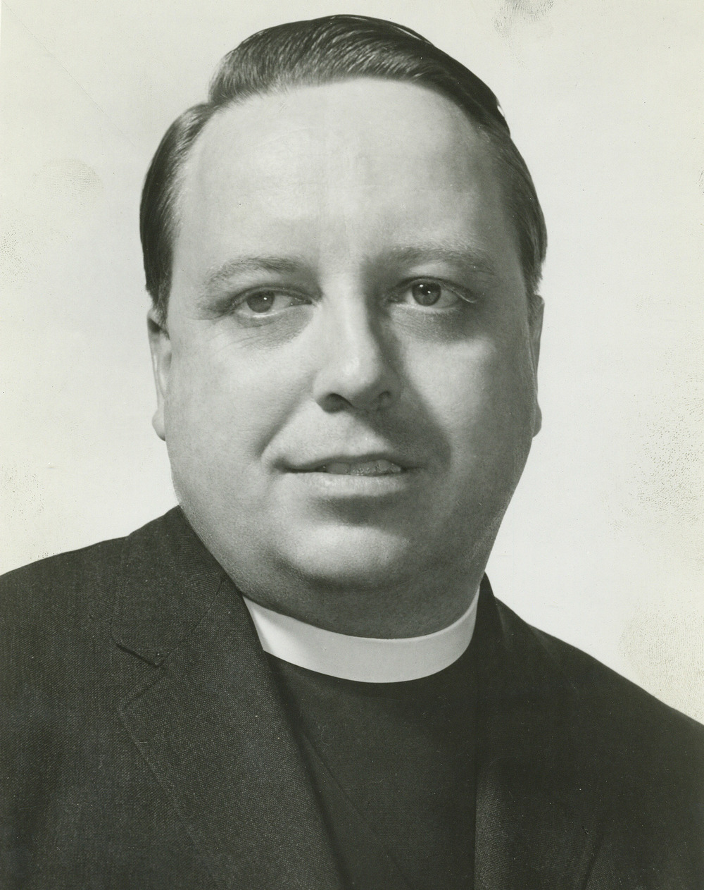 The Reverend Donald Lothrop Garfield, 7th Rector of Saint Mary's (1965 to 1978)