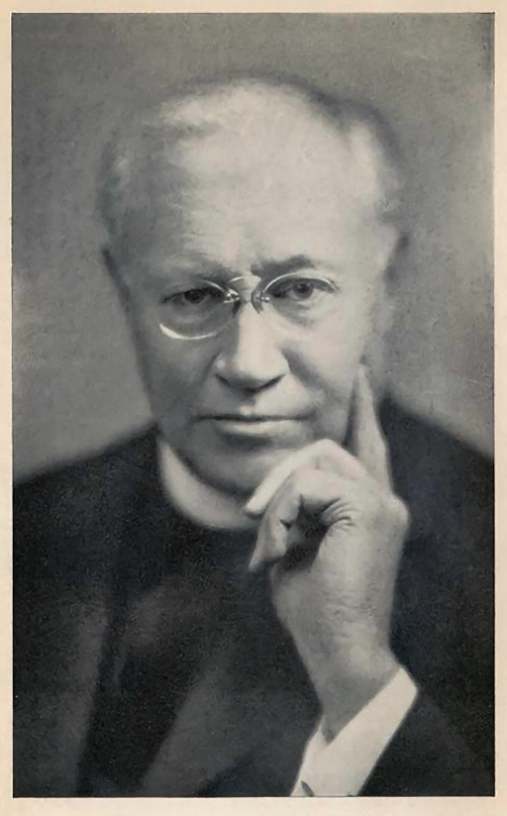 The Reverend Dr. Selden Peabody DeLaney, D.D., 4th Rector of Saint Mary's (1929-1930)