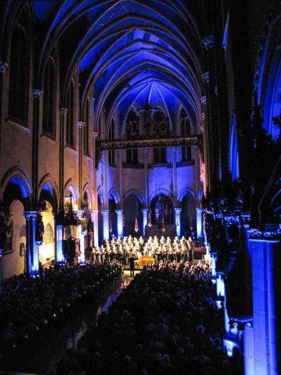 Berlin Radio Choir - Lincoln Center White Light Festival, Friday, October 21, 2016