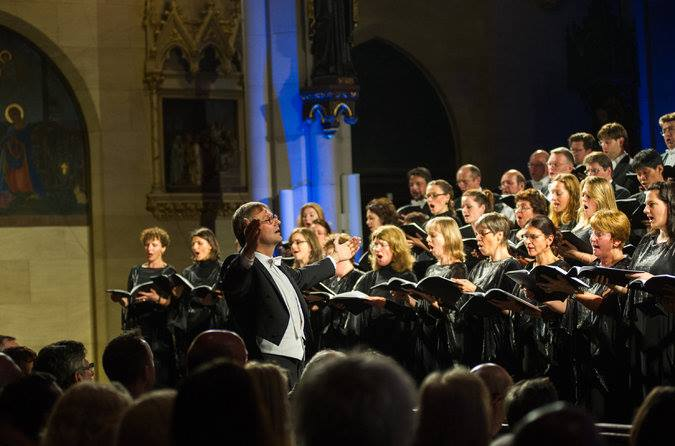 The Berlin Radio Choir