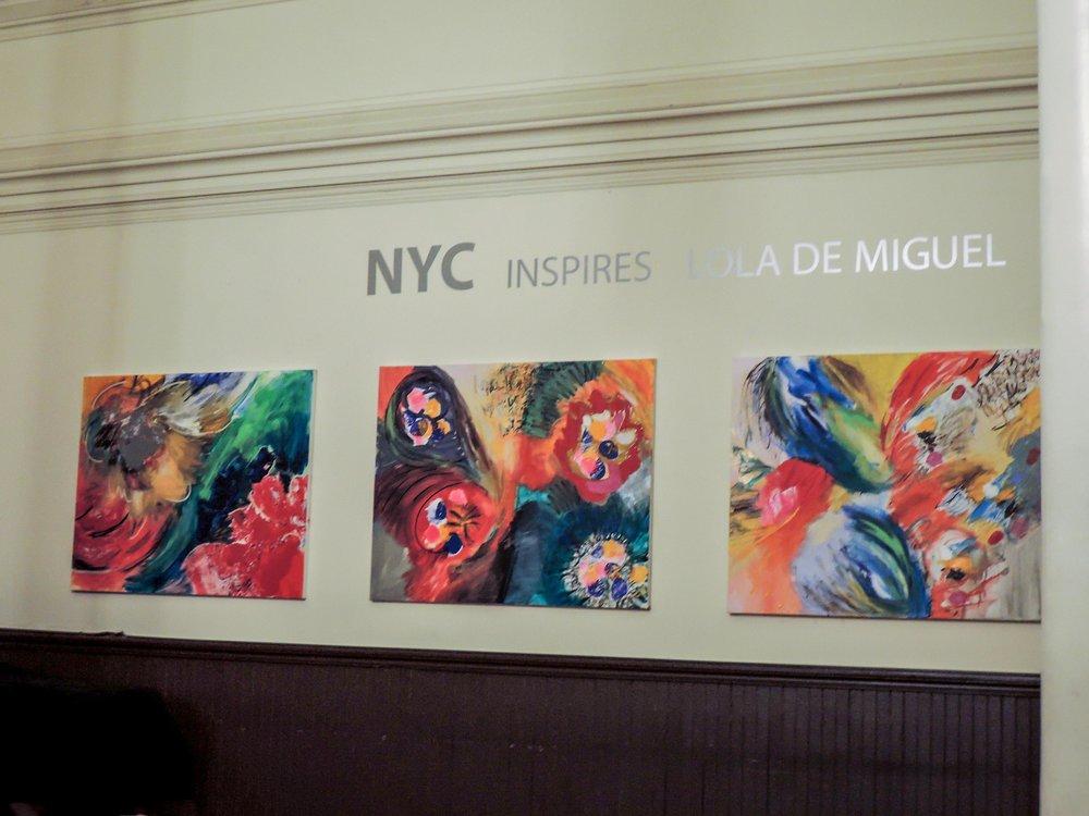 New Exhibit in St. Joseph's Hall