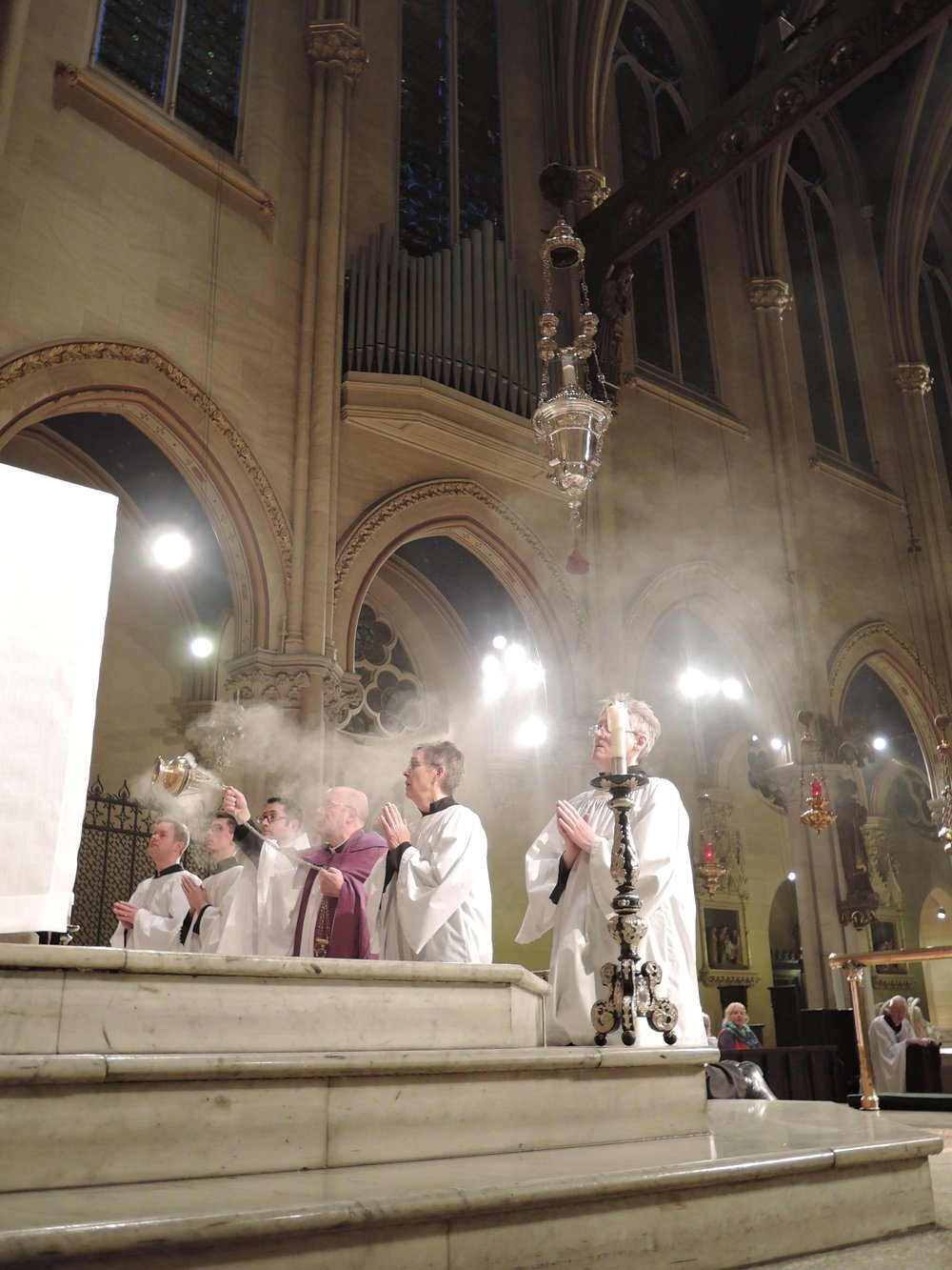 Benediction Sunday Evening