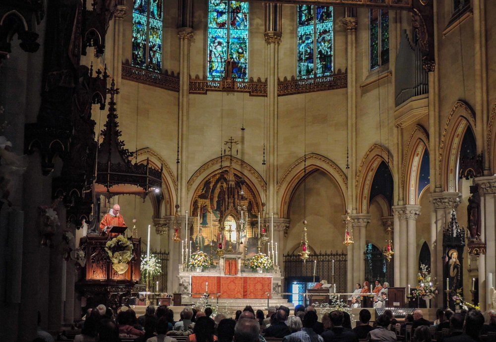 Solemn Mass Easter Day