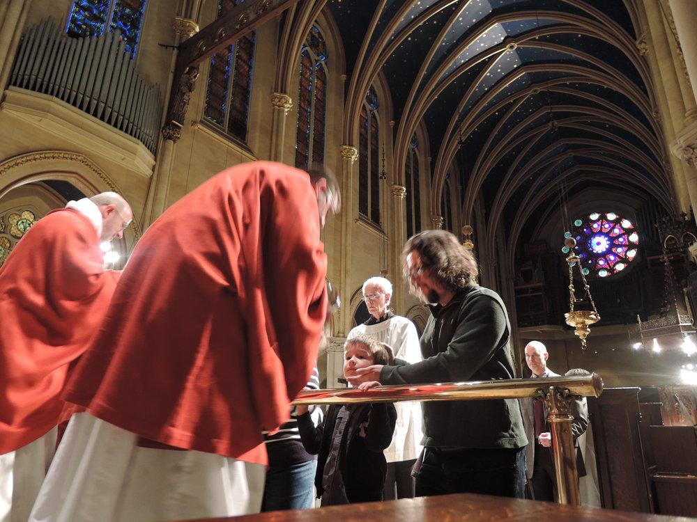 Good Friday Holy Communion
