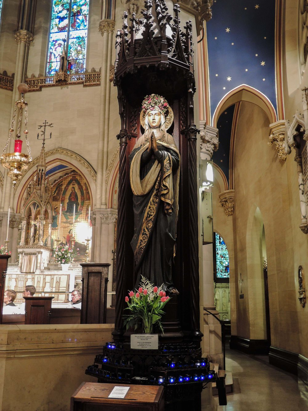 The Mary Shrine