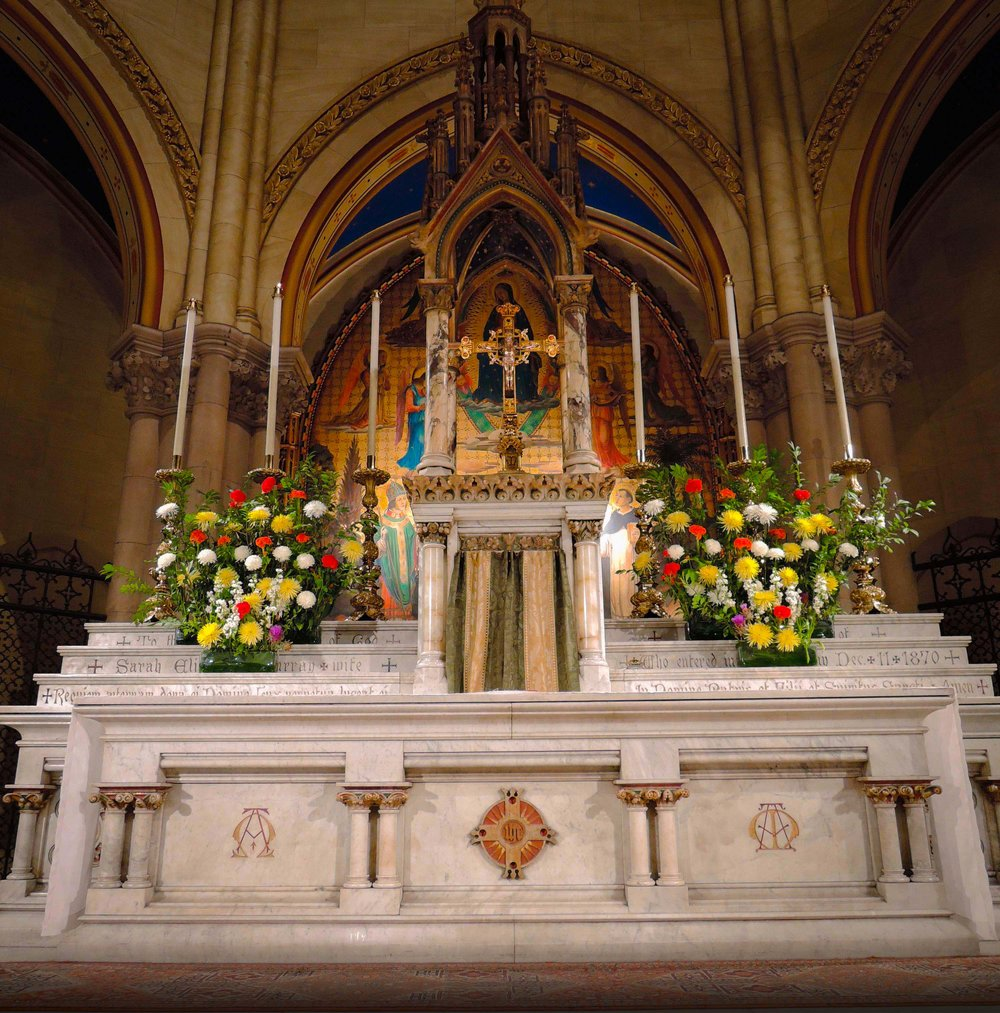The High Altar, Sunday, June 25, 2017