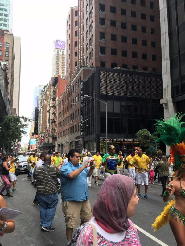 Brazilian Day on 46th Street