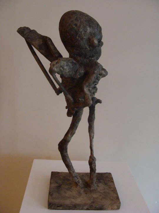 Angel - 2012 - brons