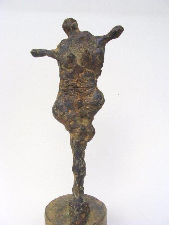 Kleine hermafrodiet 1 -brons - 2011