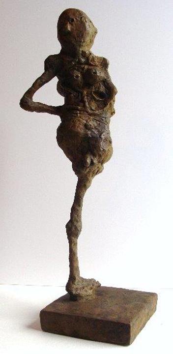 Kleine hermafrodiet - 2011 -brons