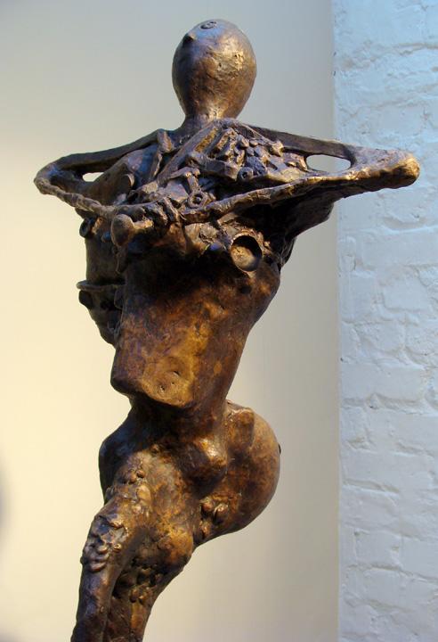 Centaur -2009-2010 -detail - brons