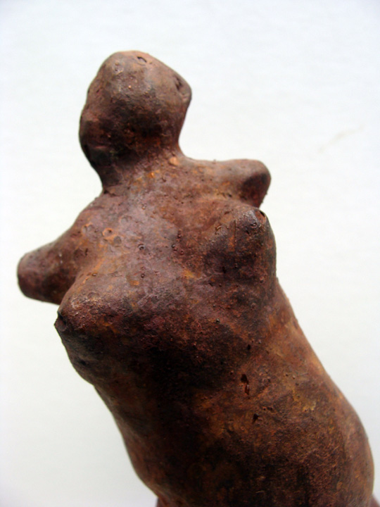 Evenwicht - 2008 - detail - brons