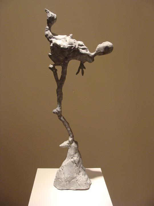 Foetusvogel - 2005 - brons
