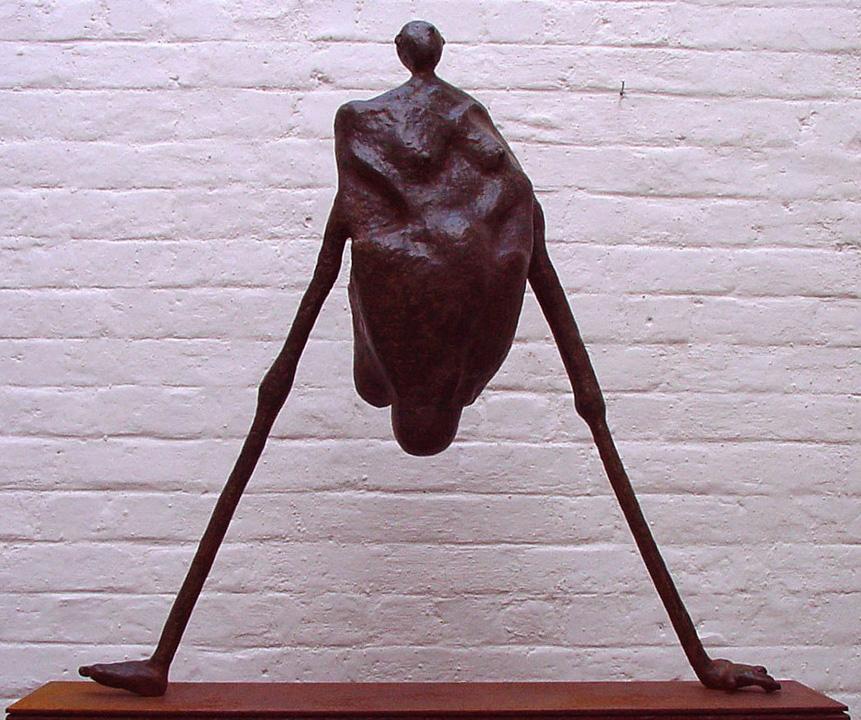 Pelgrim 1 - 2007 - brons