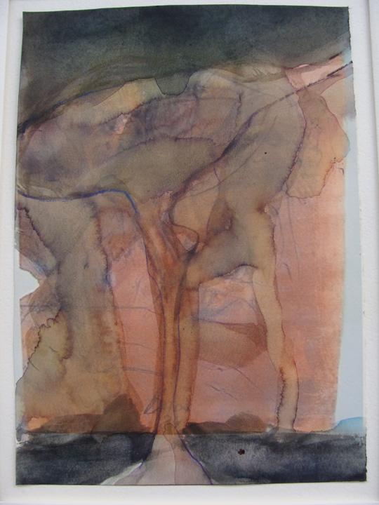 Z.T. aquarel - 2011