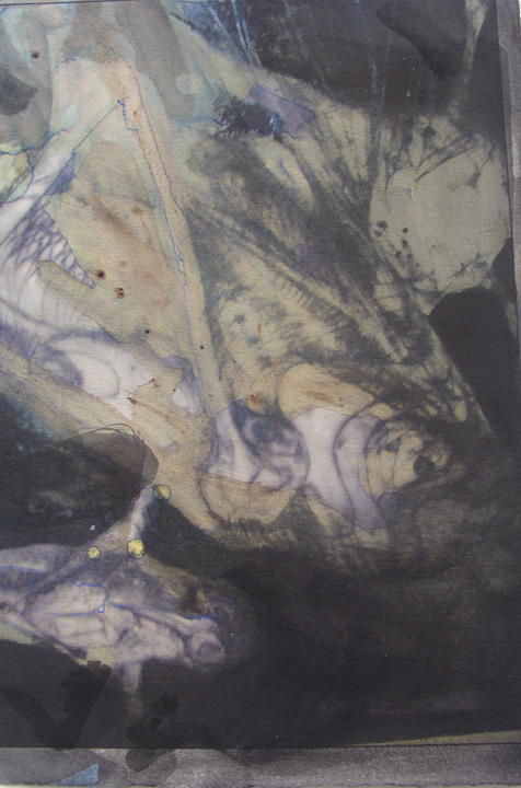 Z.T. - aquarel - 2011