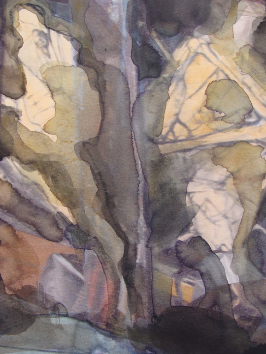 Z.T. - aquarel - detail - 2011