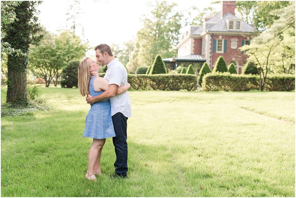Hannah Leigh Photography Box Hill Mansion Engagement Photos_0305.jpg
