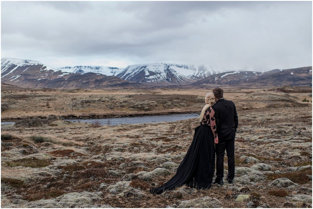 Hannah Leigh Photography Black Wedding Dress Iceland Elopement_2502.jpg