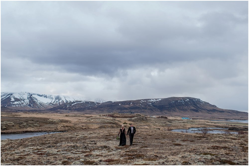 Hannah Leigh Photography Black Wedding Dress Iceland Elopement_2497.jpg