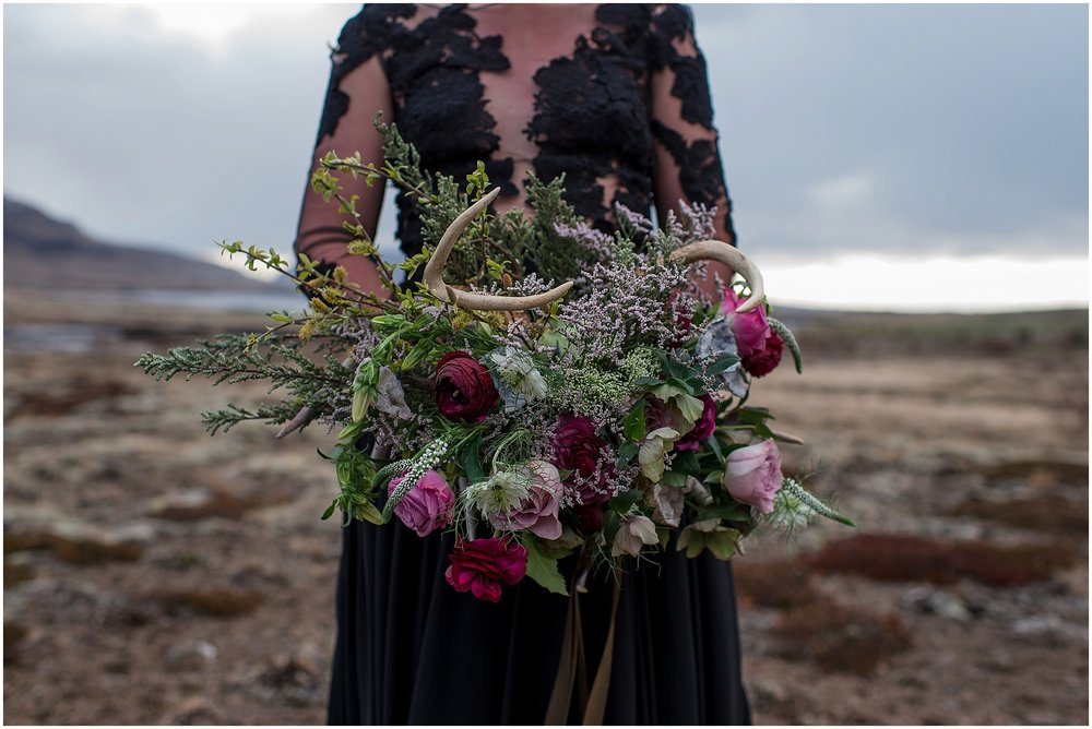 Hannah Leigh Photography Black Wedding Dress Iceland Elopement_2492.jpg