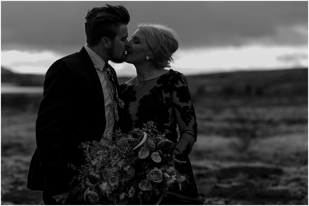 Hannah Leigh Photography Black Wedding Dress Iceland Elopement_2485.jpg