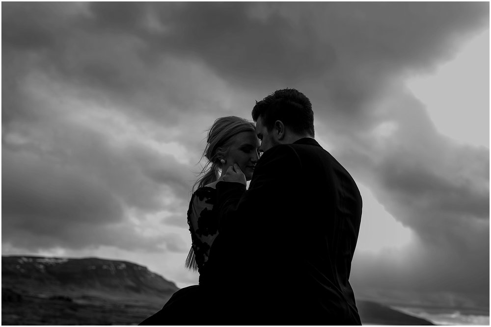 Hannah Leigh Photography Black Wedding Dress Iceland Elopement_2482.jpg