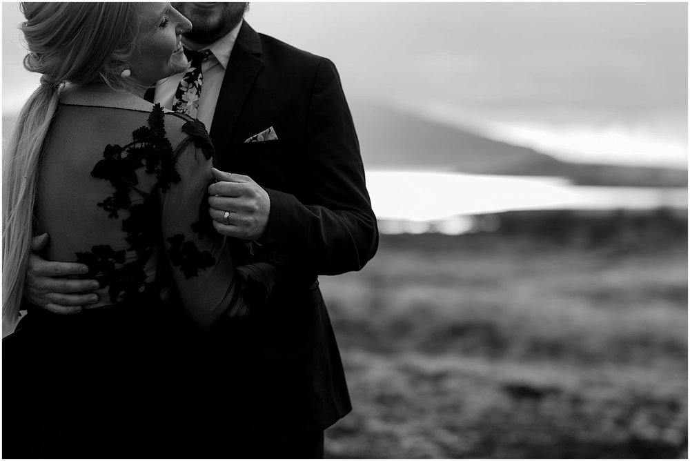 Hannah Leigh Photography Black Wedding Dress Iceland Elopement_2477.jpg