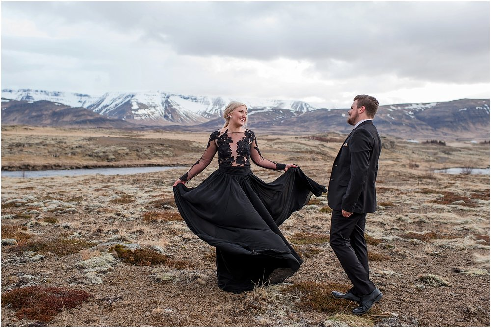 Hannah Leigh Photography Black Wedding Dress Iceland Elopement_2469.jpg