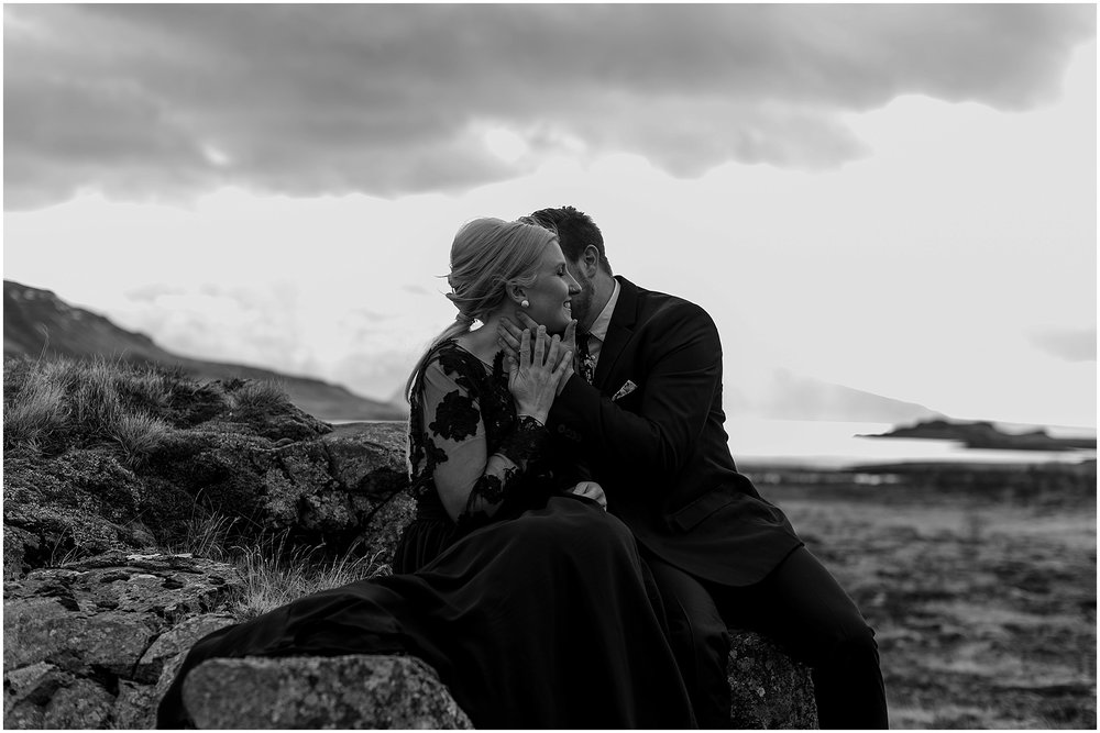 Hannah Leigh Photography Black Wedding Dress Iceland Elopement_2454.jpg