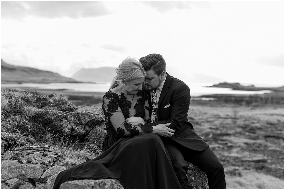 Hannah Leigh Photography Black Wedding Dress Iceland Elopement_2453.jpg