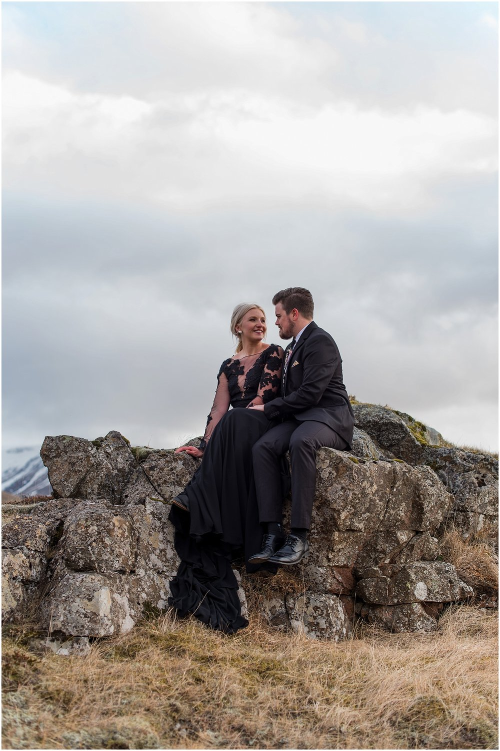 Hannah Leigh Photography Black Wedding Dress Iceland Elopement_2447.jpg