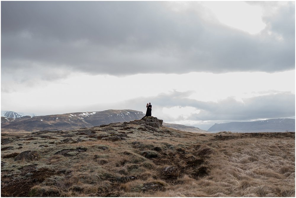 Hannah Leigh Photography Black Wedding Dress Iceland Elopement_2442.jpg