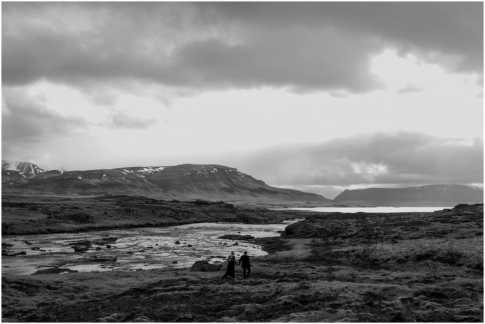 Hannah Leigh Photography Black Wedding Dress Iceland Elopement_2439.jpg