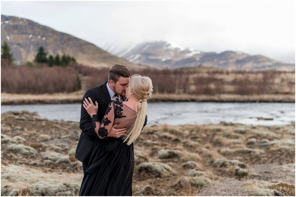Hannah Leigh Photography Black Wedding Dress Iceland Elopement_2434.jpg